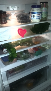 My fridge....